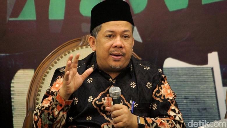 Fahri Hamzah Sebut Pakta Integritas Baiat Ulang PKS ke Kader