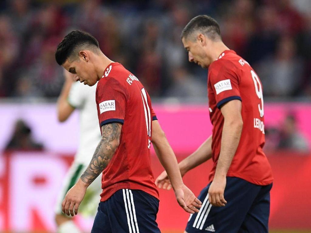 Bayern Terpuruk Gara-Gara Pemain Bintang Sulit Diatur