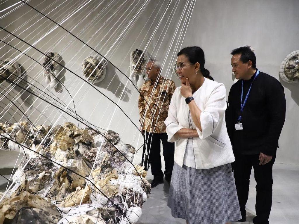 Pameran Seni Kontemporer Art Bali Jadi Ruang Seni Baru Pulau Dewata