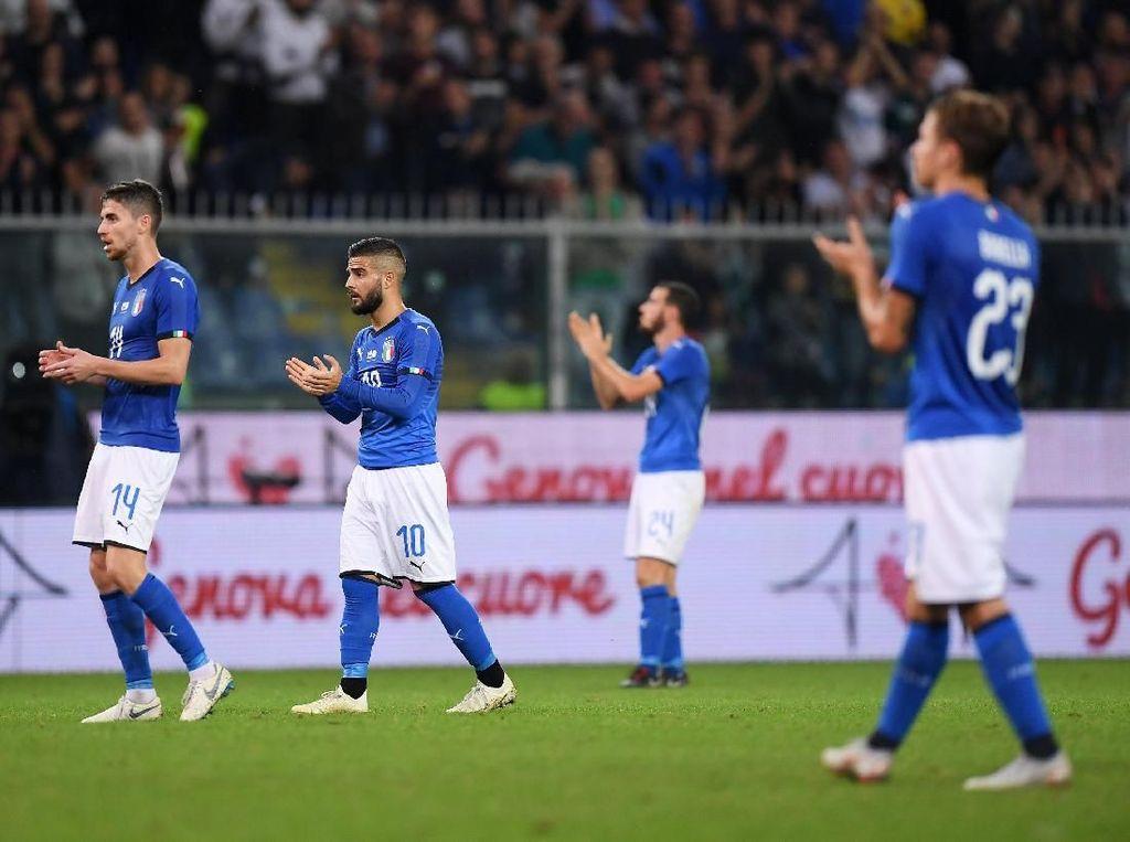 Kapan Menang Lagi, Italia?