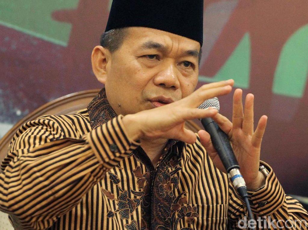 Jazuli Juwaini Ditugaskan Lagi Jadi Ketua Fraksi PKS di DPR