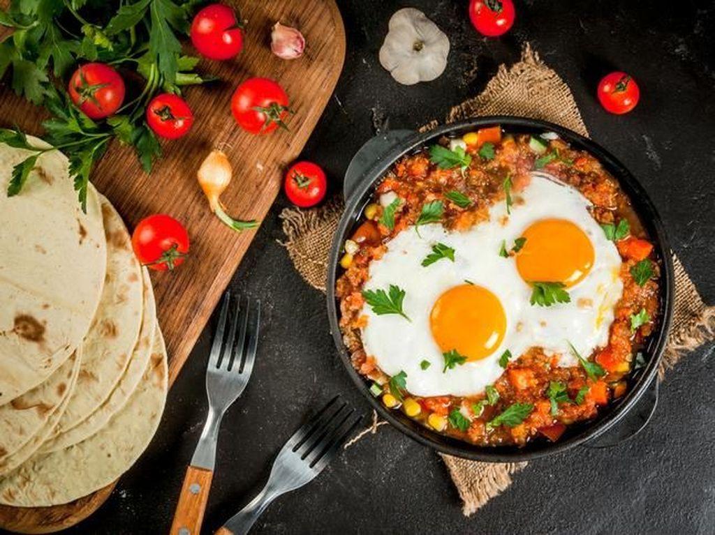 Dari Irak hingga Bulgaria, Ini Sarapan Telur  Enak di 10 Negara!