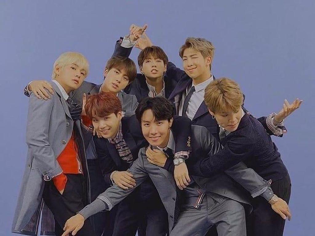 Kalahkan PSY, BTS Pecahkan Rekor Spotify dengan Fake Love