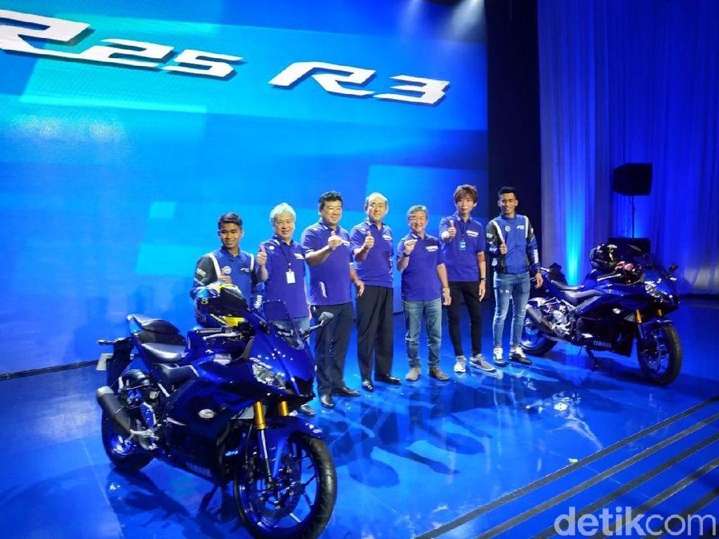 Yamaha Luncurkan R25 Terbaru, Ini Harganya