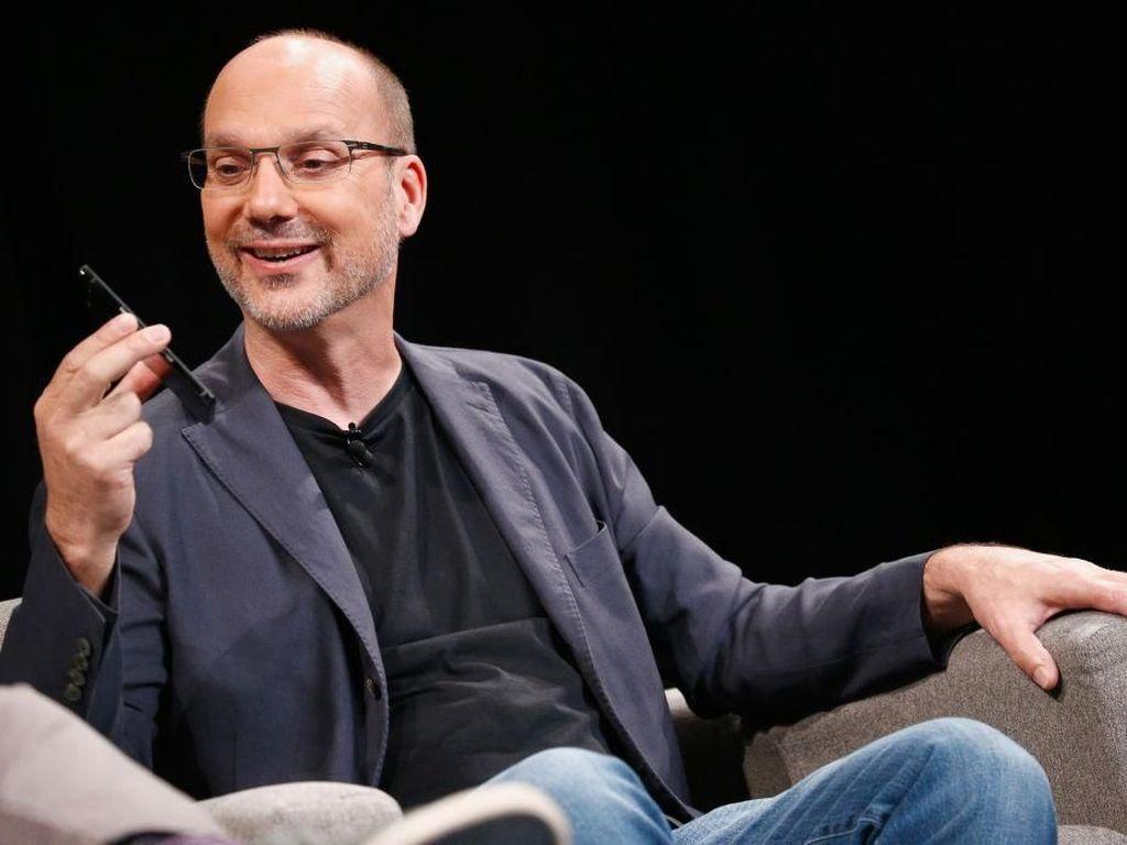 Bapak Android Garap Smartphone AI yang Bagaikan Asisten Pribadi