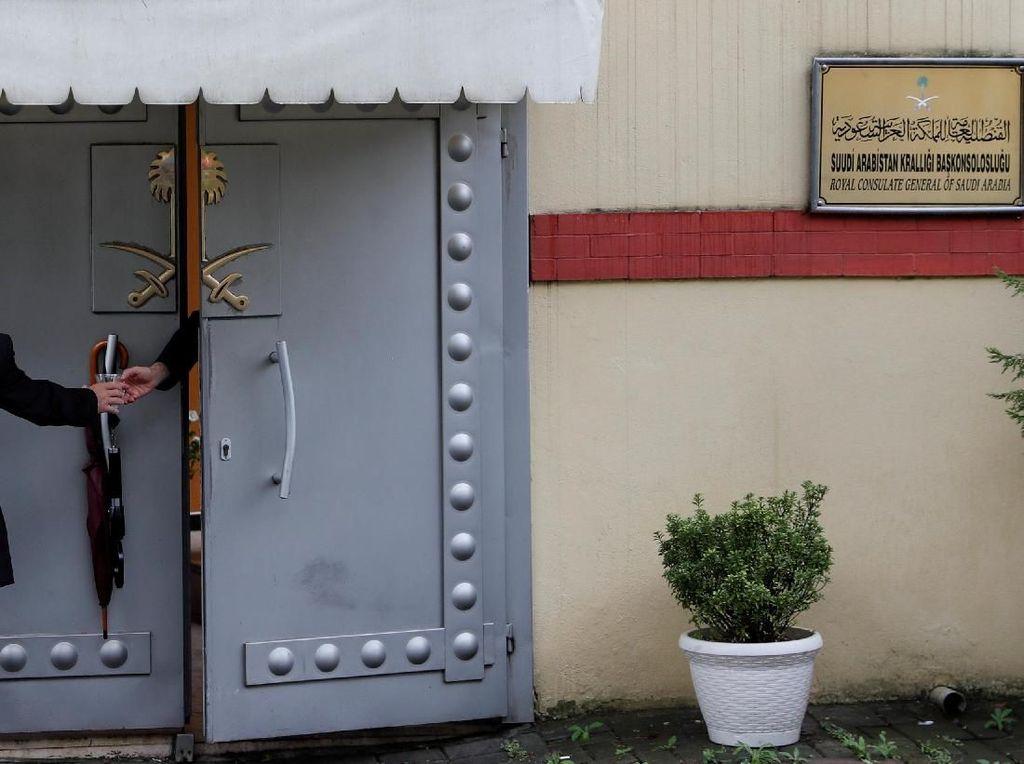 Media Turki Ungkap Momen Keji Pakar Forensik Saudi Mutilasi Khashoggi