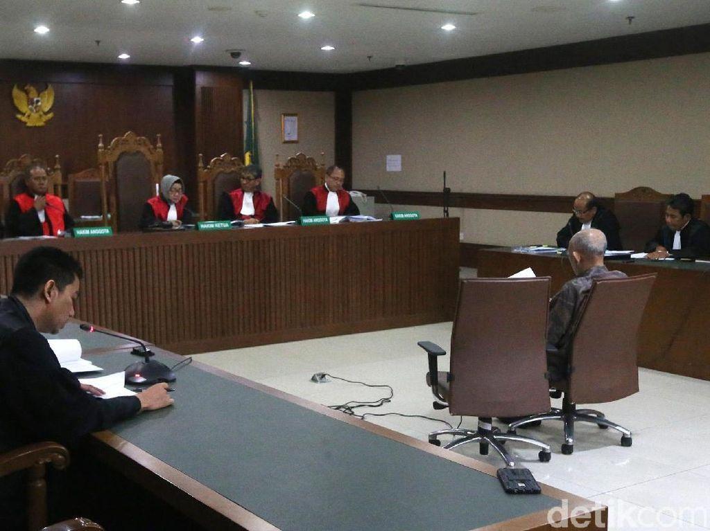 Kasus Korporasi Perdana yang Diusut KPK Masuk Meja Hijau