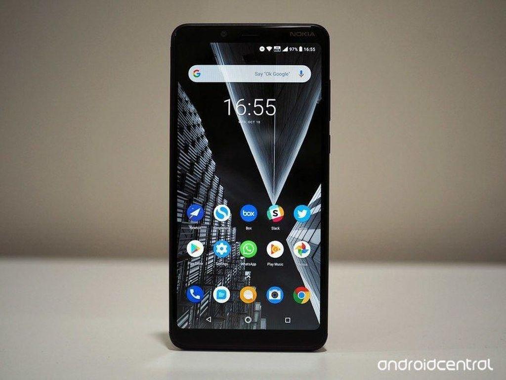 Ponsel Nokia Akhirnya Mendarat di Kandang iPhone