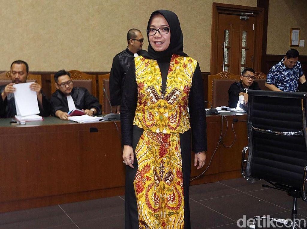 Eni Saragih Tak Ajukan Banding Vonis Kasus Suap Proyek PLTU Riau-1