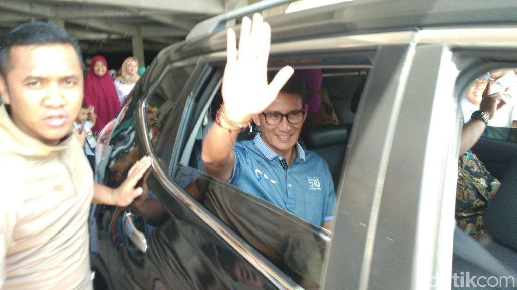 Kritik Harga Premium Batal Naik, Sandi: Jangan karena Musim Politik