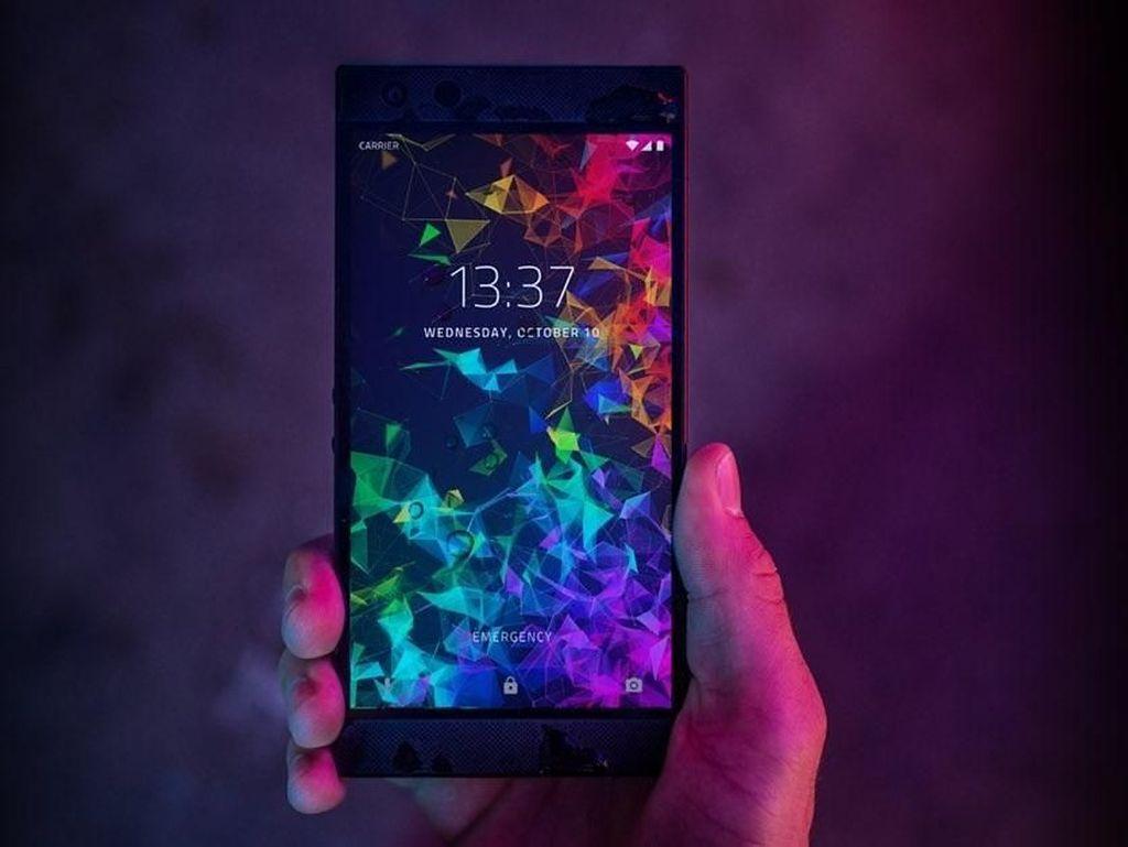 Resmi Dirilis, Ini Spek & Harga Ponsel Gaming Razer Phone 2