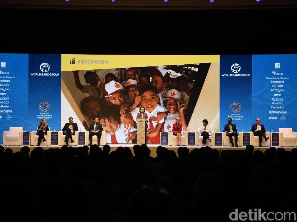 Sri Mulyani Bicara Soal Bank Dunia yang Punya Cara Ukur Daya Saing SDM