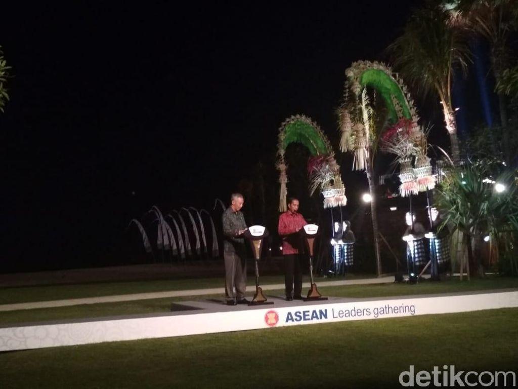 Jokowi: Ekonomi ASEAN Tumbuh di Atas Rata-rata Dunia