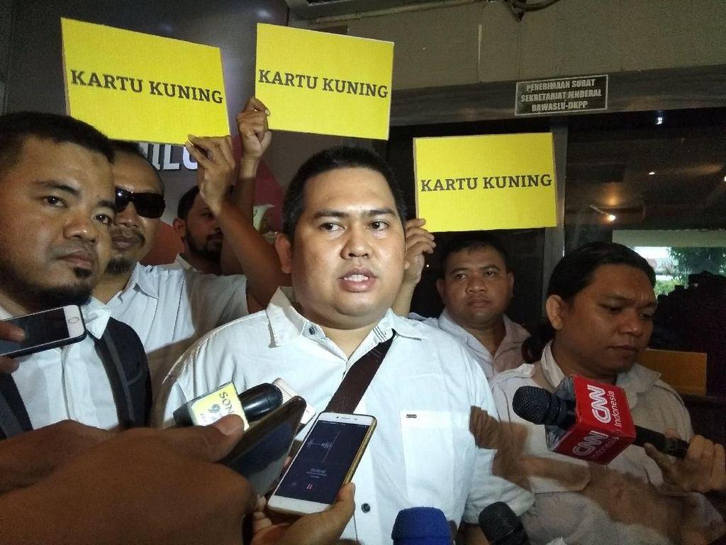 GNR: Kami Yakinkan Bawaslu Prabowo Langgar PKPU