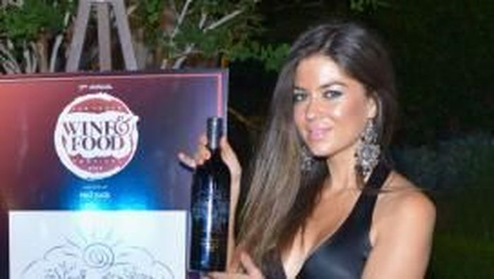 Kathryn Mayorga mengklaim diperkosa Cristiano Ronaldo, penyerang Juventus. (Foto: Bryan Steffy/Getty Images for Las Vegas Food & Wine)