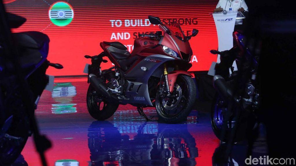 Yamaha Kenalkan R25 dan R3 Generasi Terbaru