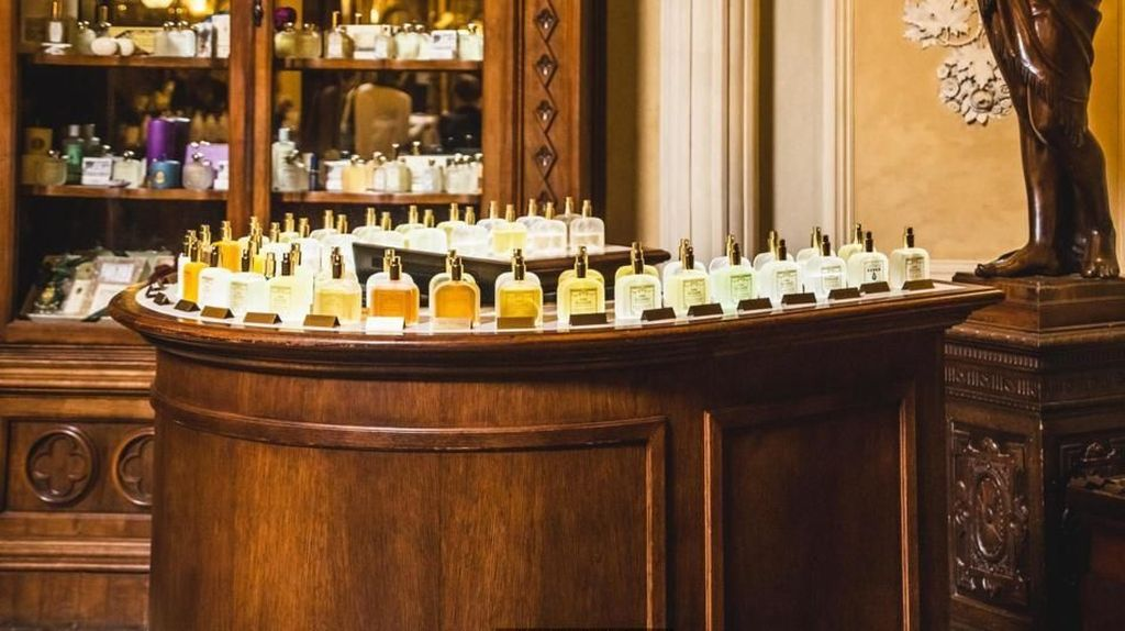 Foto: Biang Parfum Terlangka Rp 873 Juta dari Italia