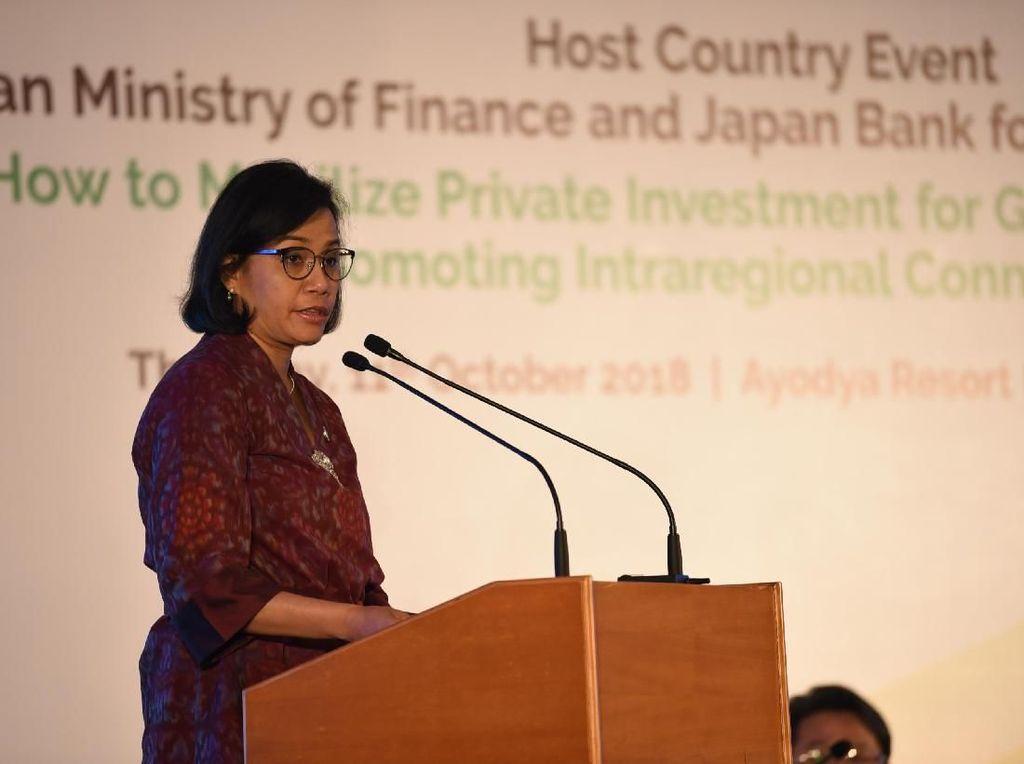 Soal Pidato Game of Thrones Jokowi, Sri Mulyani: Keren Banget