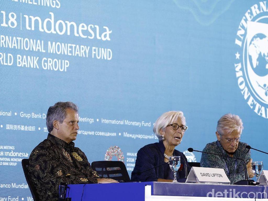 Bos IMF Puji RI yang Berhasil Bangkit dari Krisis 1998