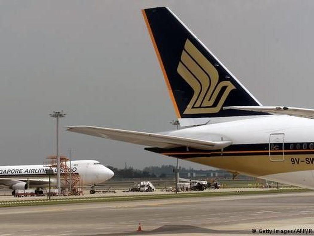 Singapore Airlines Luncurkan Penerbangan Non-Stop Terlama di Dunia