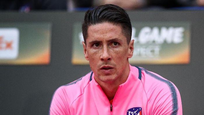 Fernando Torres memutuskan gantung sepatu. (Foto: Maja Hitij/Getty Images)