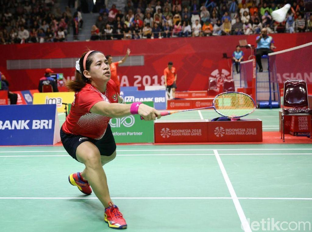 Pelatnas NPC Disetop, Atlet Para Badminton Ini Pilih Tetap di Solo