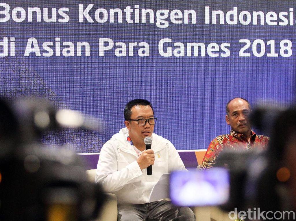 Siap-siap! Bonus Asian Para Games 2018 Akan Cair Besok