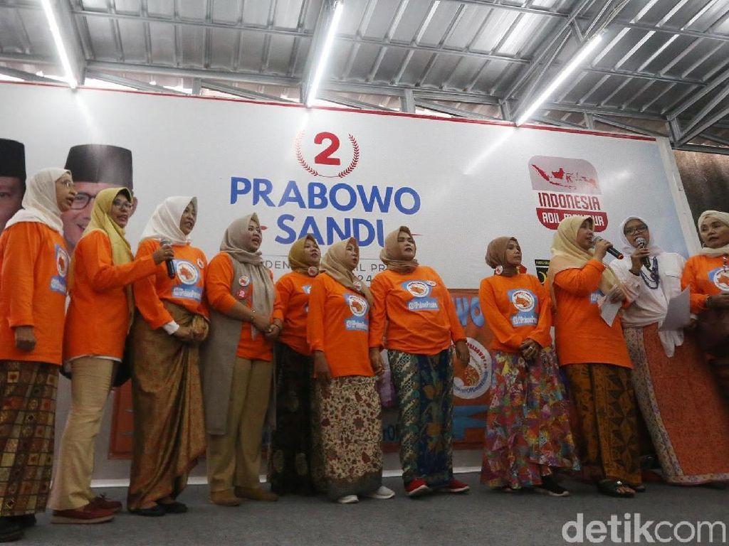 Deklarasi Perempuan Prabowo