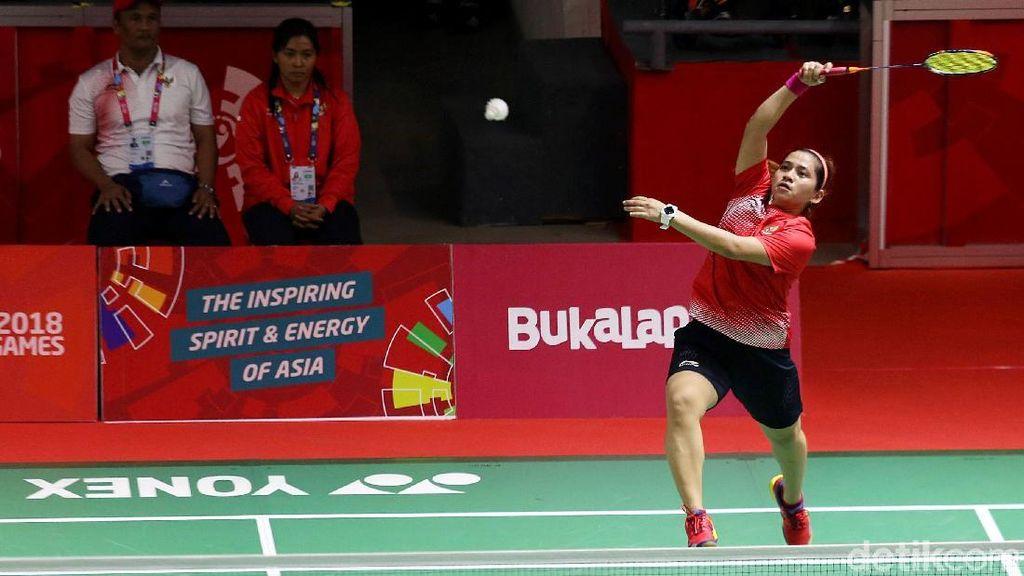Bulutangkis Putri SL 4 Tambah Medali Perak Indonesia