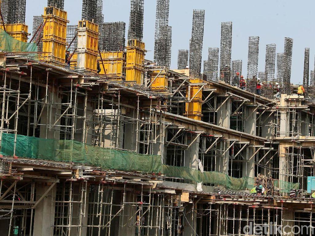 Melihat Pembangunan Rusun Samawa DP Rp 0