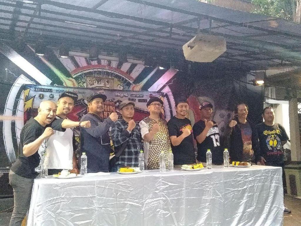 Reuni Musik 90-an, Rockin Jakarta Siap Gemparkan Pantai Ancol