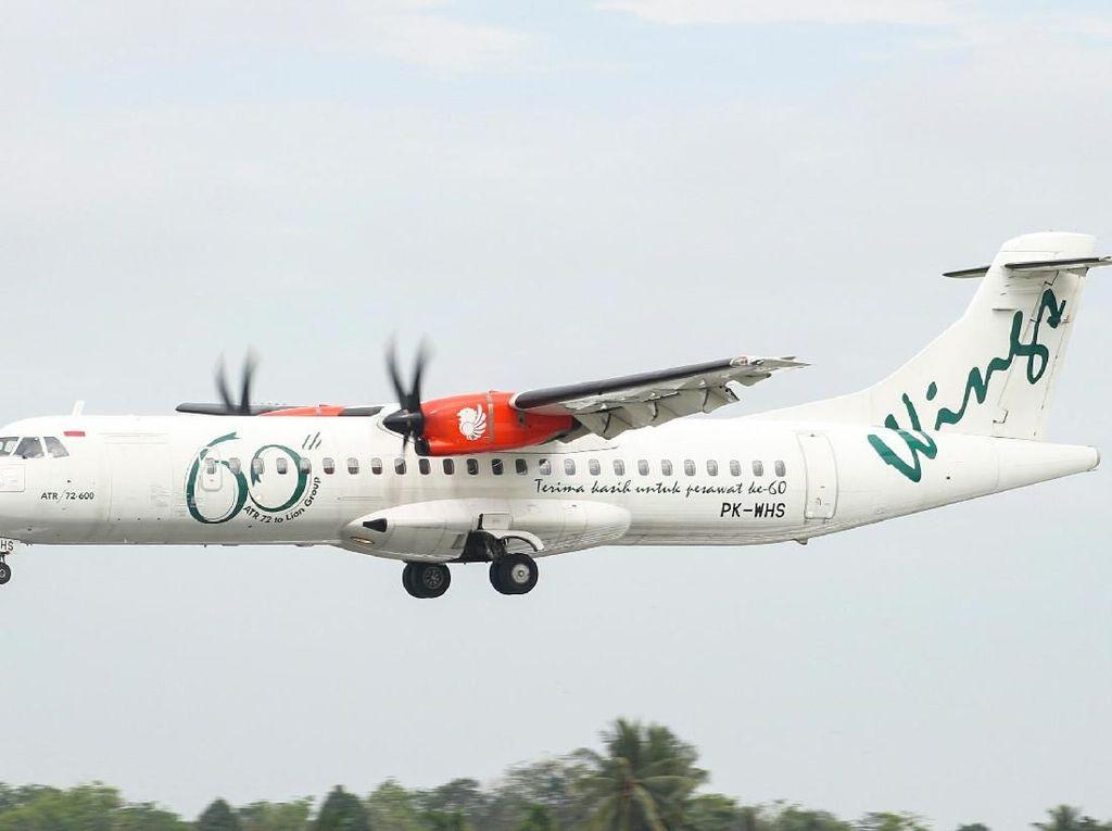 Asyik! Wings Air Buka Rute Semarang-Karimunjawa PP