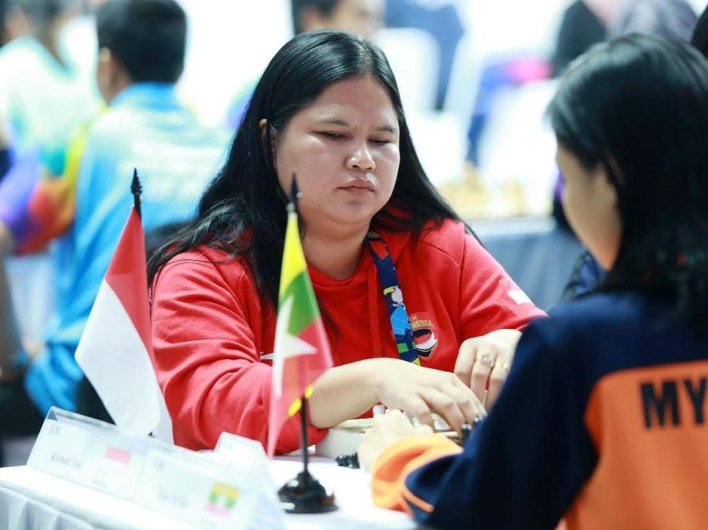 Catur Borong Emas Lagi untuk Indonesia