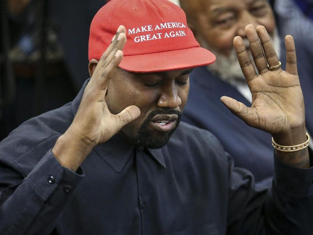 Kanye West Siap Nyalon Jadi Presiden AS, Punya Koleksi Mobil Senilai Rp 55 Miliar