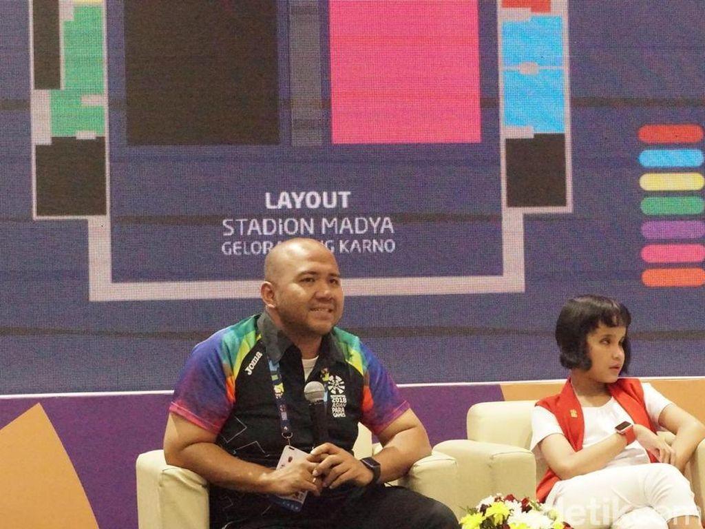 Ini Bocoran Pesta Penutupan Asian Para Games