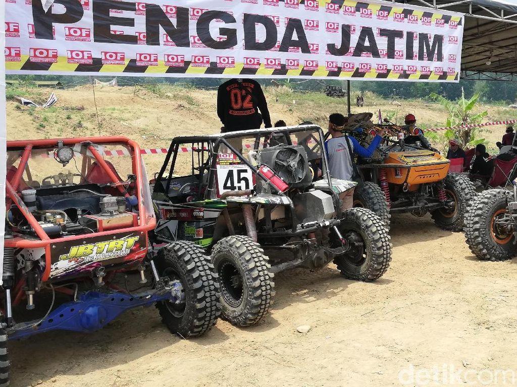 Berani Kotor dengan Indonesia Offroad Federation