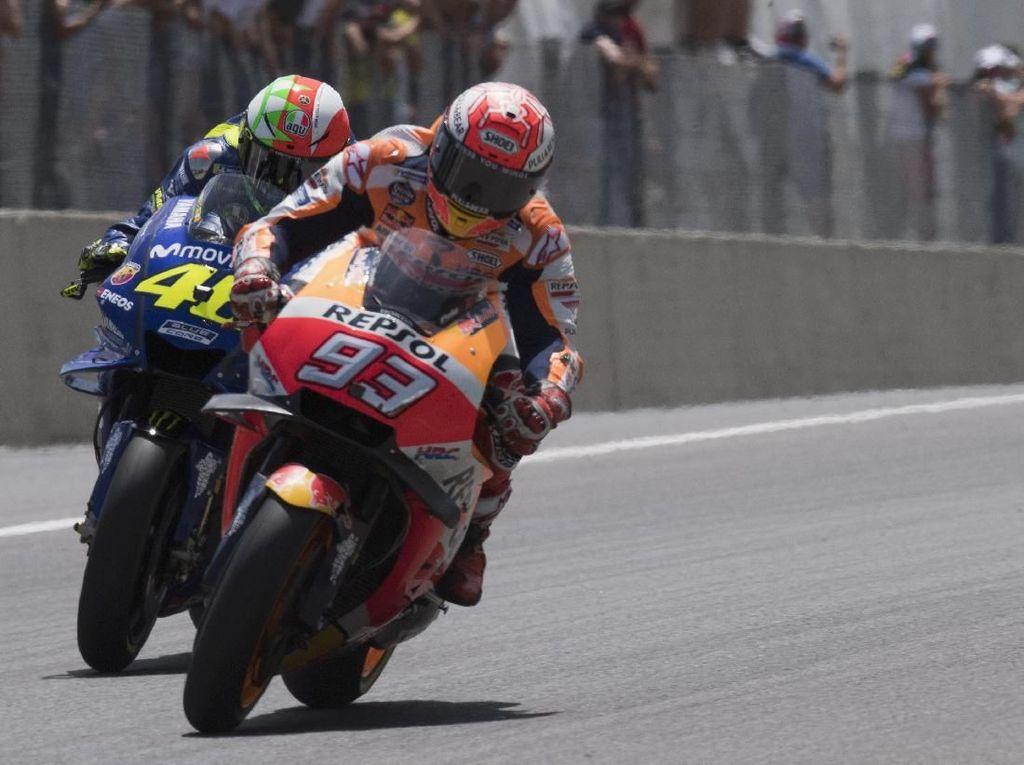 Ezpeleta: Konflik Rossi-Marquez Belun Sepenuhnya Selesai