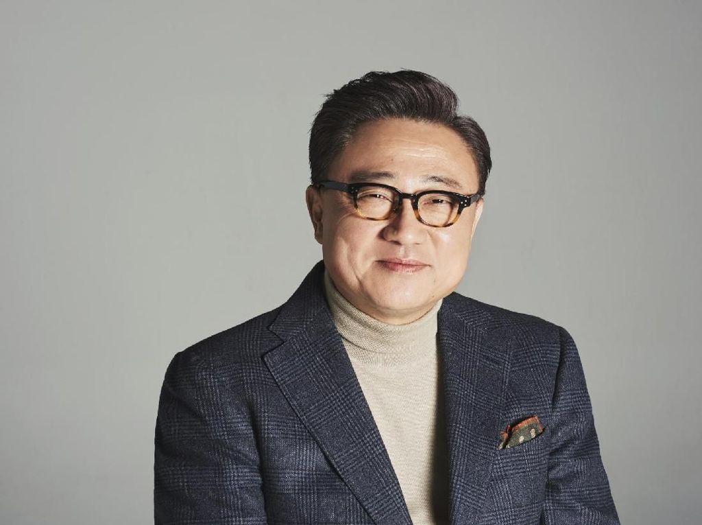 Bos Samsung Buka-bukaan Soal Ponsel Lipatnya