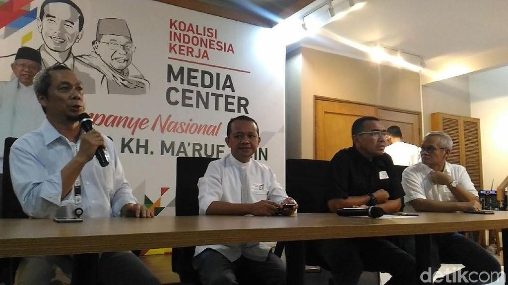 Timses Jokowi: Kalau Sandi Terus yang Muncul, Prabowo Pasti Kalah