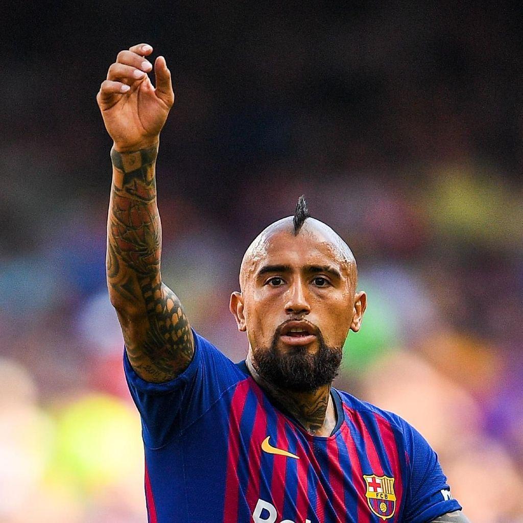Vidal: Saya Happy Kok di Barcelona
