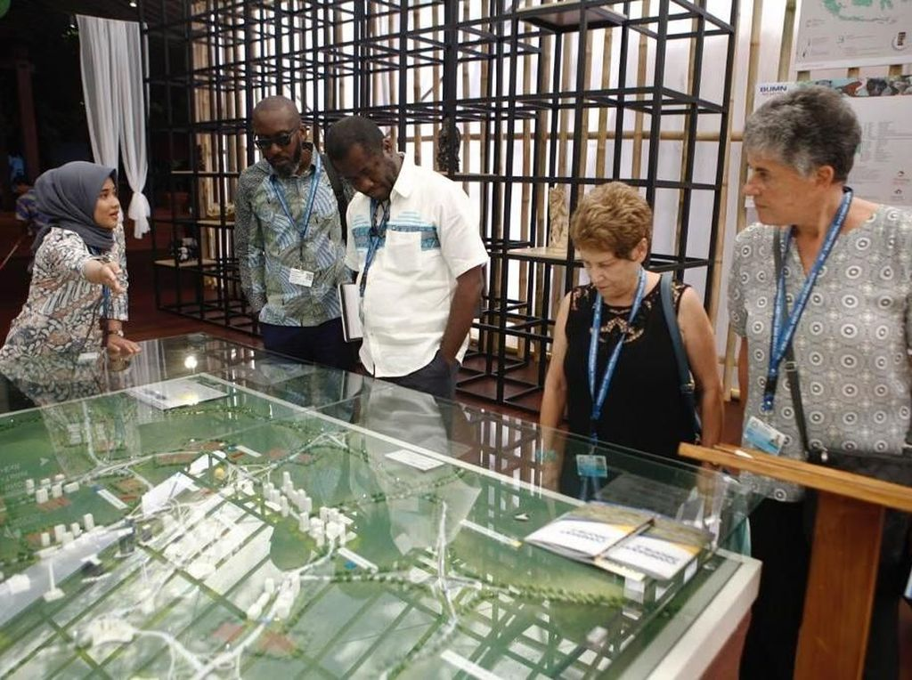 Rasa Penasaran Orang Afrika pada Proyek Kereta Cepat JKT-BDG