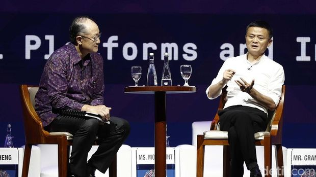 Jack Ma Kirim Surat Terakhir untuk Pemegang Saham Alibaba