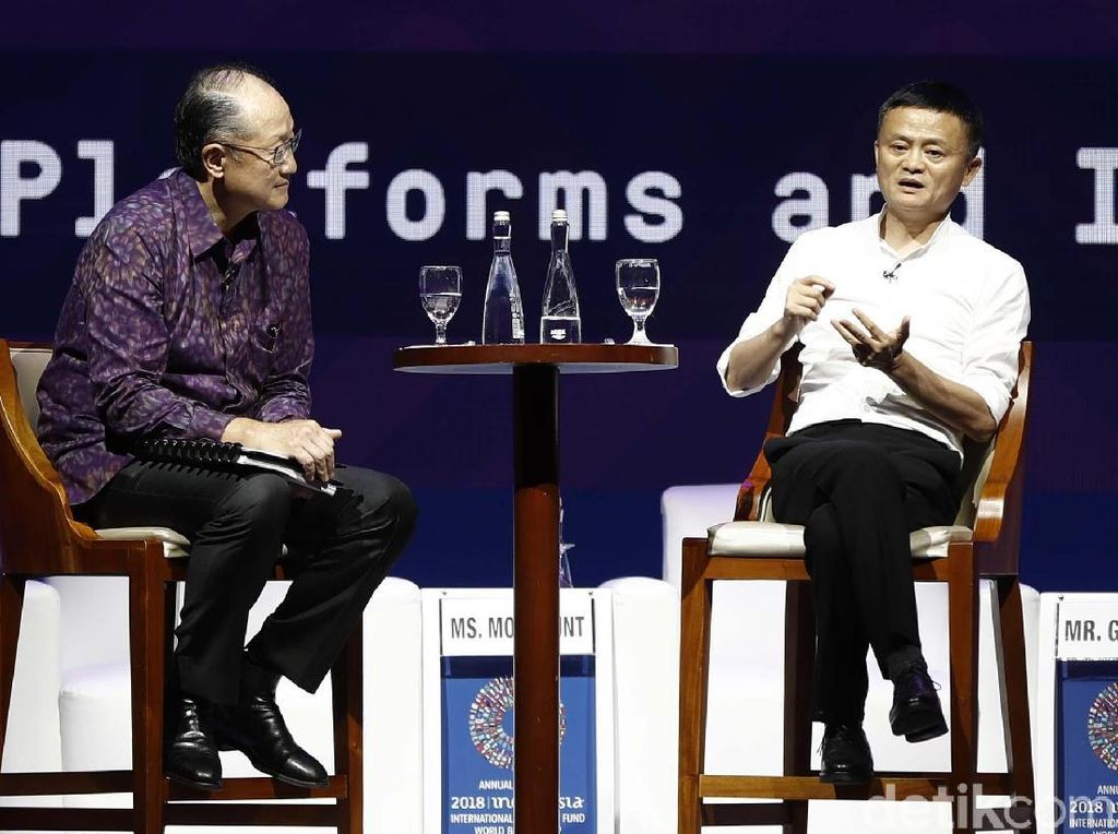 Kisah Sukses Jack Ma, Ditolak KFC hingga Jadi Bos Alibaba