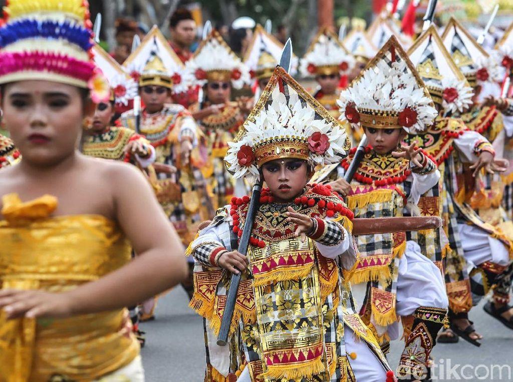 Turis Bule & Lokal Bakal Ditarik Kontribusi Pelestarian Budaya Bali