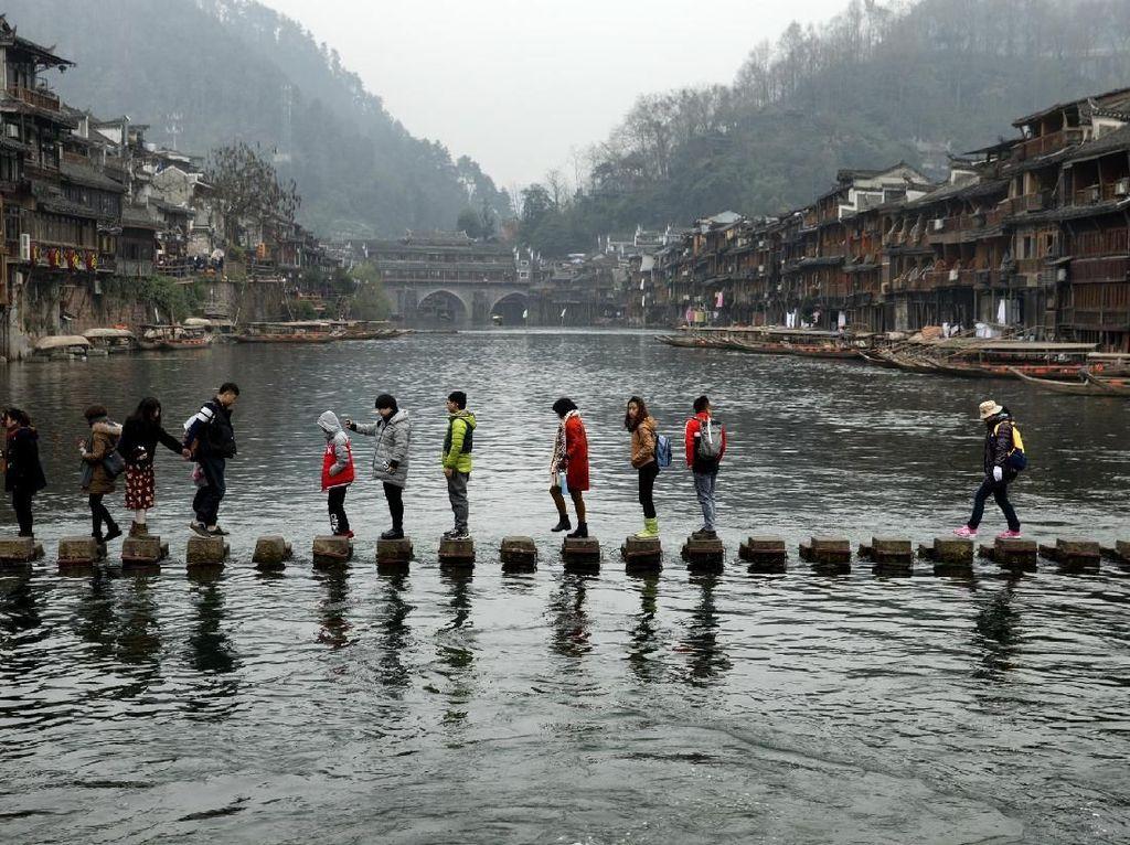 China dan Paket-paket Wisata Mewah yang Tidak Biasa