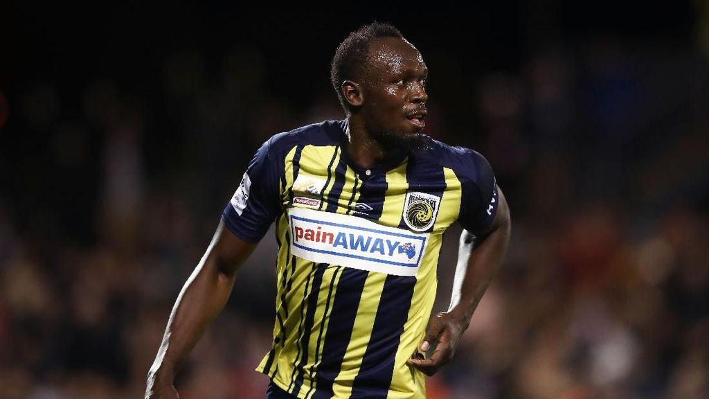 Usain Bolt Mungkin Tampil di FIFA 19, Larinya Paling Kencang