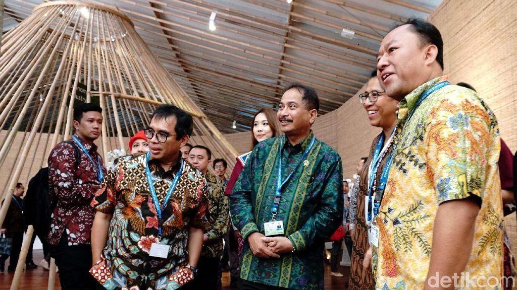 Hadir di Acara IMF, Menpar Janji Kebut Pembangunan Pariwisata