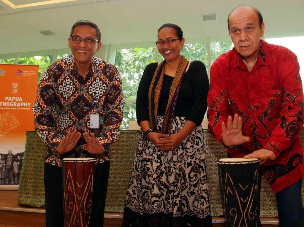 Peluncuran Buku Papua Ethnography
