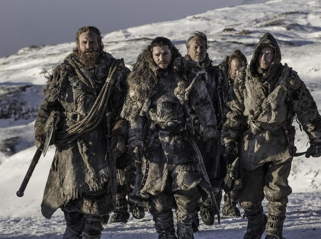 Kristian Nairn Ingin Lepas dari Bayang-bayang Hodor di Game of Thrones