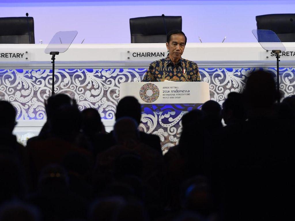 Dari Avengers hingga Game of Thrones, Pidato Milenial Ala Jokowi